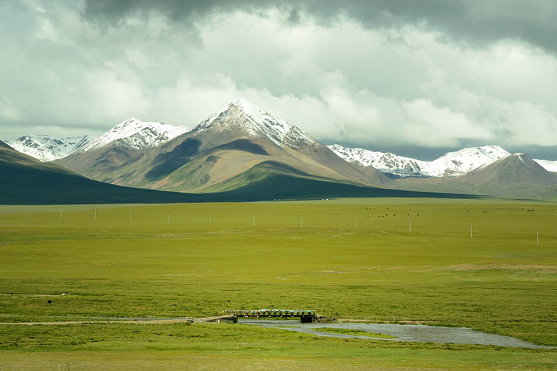Xining Lhasa Train